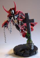 Spawn Heroclix by Christian-Lee