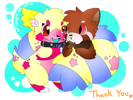 : Thank you : by ToxiicClaws