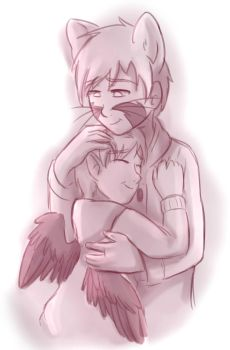 Ryan and Christian you are someone I adore by foxhat94