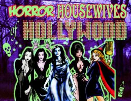 Horror Housewives of Hollywood by ragzdandelion