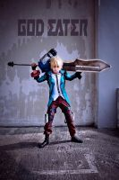 God Eater - The Lone Hero by Adellexe