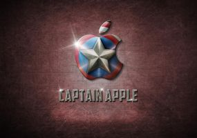 captain apple by paulchensmom