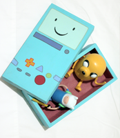BMO BOX by BluevanDeurs