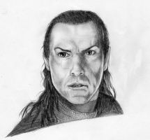 Elrond by Nyranor