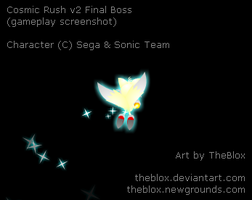 Cosmic Rush v2 - Spoiler 1 by TheBlox