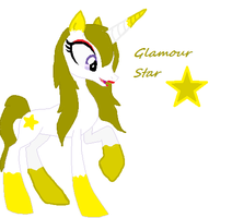 Glamour Star by Mighty-C-amurai
