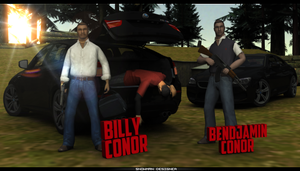 Billy-Conor by DiegoGraphics