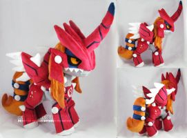 Pony Groudon