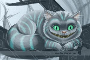 Cheshire Cat by tweakfox
