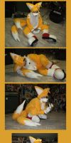 Tails Costume by JaimeNWester