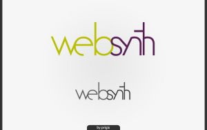 websynth logo by prigix