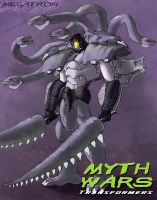 Myth Wars Megatron 2 by ShinMusashi44