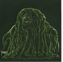 Green Shoggoth by Dubisch