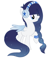 Gradient Star ( Sapphire star redesigned) by StarWither