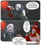 Blood Moon Diana Please? by FarahBoom