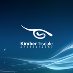 Kimber Tisdale Photography Logo by AryaInk