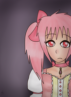 being meguca is suffering by LyricaLupin