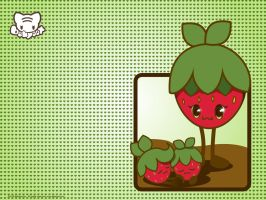 A Berry Family Wallpaper by lafhaha