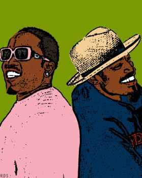 Outkast by Plim91