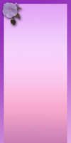 Vertical Gradient Flower CSS BKG by WDWParksGal-Stock