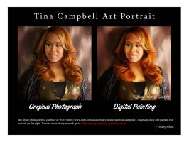 Tina Campbell Comparison by poetique-justyce