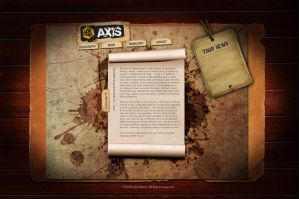 AXIS webdesign by murtaxa-k
