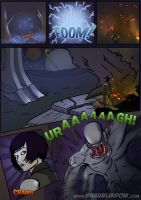 Sci-Fi Comic Book by uncle-shaun