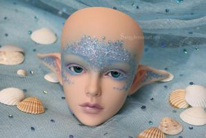 Iplehouse nYID Vera Elf faceup by Sarqq