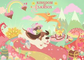 Kingdom of Samson by kaffepanna