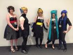 Vocaloid: Magnet (Group) by FanglessVampire