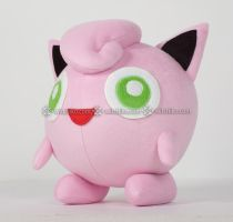 Jiggypuff::pokemon by Witchiko