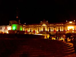 Guadalajara at Night 5 by Foxdale