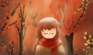 Fall by claire-pouette