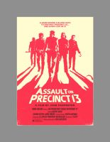 Assault on Precinct 13 - MPR by Indexenos