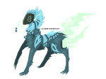 Smokech Adoptable [CLOSED] by BestBuddyAdopts