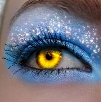 Sunset Eye by asdfgfunky
