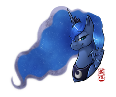 Princess of the Night by Slightly-Stratus