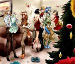 Club-dessinateurs Christmas contest entry by TheLast-Rebel