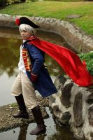 APH - Prussia the man of awesomeness lol by TheTwistedWonderland