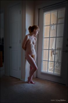 Liv by the door by Gary-Melton