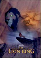 The Lion King Alternate DVD Cover by Darthmaul1999