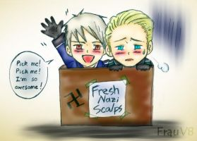 APH - Fresh Nazi Scalps by FrauV8