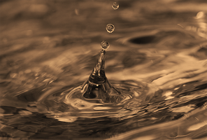 Waterdrops _5 by h3design