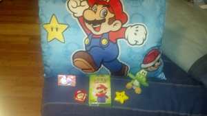 Mario Stuff from December 2013 by PxlCobit