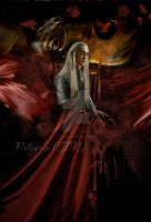 Elven memory by Pelegrin-tn