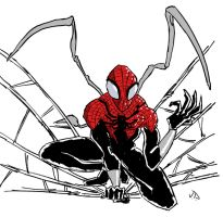 Superior Spider-Man by TheNoirGuy
