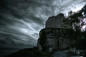 Haunted Castle by darrenchadwick1311