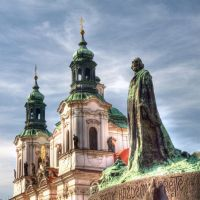 Jan Hus Memorial by EllieFragile