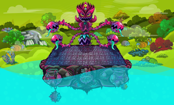 Stage 4 Mockup by vancamelot