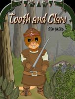 Tooth and Claw - Issue 1 Cover by Sprybug